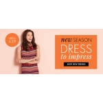 M&Co: new season dress for £39