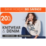 M&Co: Bank Holiday Big Savings