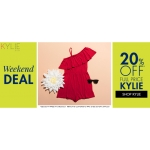 M&Co: 20% off full price kylie brand