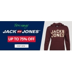 MandM Direct: Sale up to 75% off Jack&Jones clothing