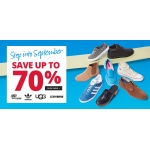 MandM Direct: Sale up to 70% off shoes like Skechers, adidas, UGG, Converse