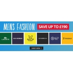 MandM Direct: Sale up to £190 off mens fashion