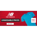 MandM Direct: New Balance footwear and clothing from £4.99