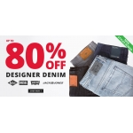 MandM Direct: up to 80% off designer denim