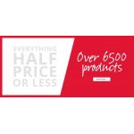MandM Direct: Sale 50% off over 6500 products
