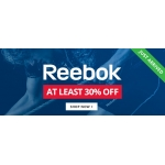 MandM Direct: at least 30% off range of Reebok tops, bottoms, trainers and much more