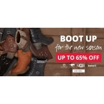 MandM Direct: up to 65% off boots for the new season