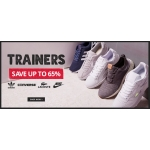MandM Direct: up to 65% off trainers