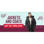 MandM Direct: up to 70% off jackets and coats