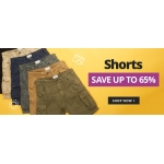 MandM Direct: up to 65% off shorts