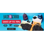 MandM Direct: up to 70% off back to school products