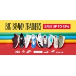 MandM Direct: up to 65% off big brand trainers