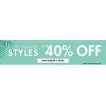 M&Co: up to 40% off cool summer styles
