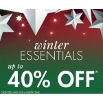 M&Co: up to 40% off women's, men's and kids' clothing