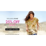M&Co: 25% off new women's clothing