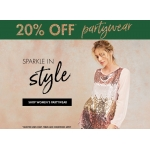 M&Co: 20% off women's partywear collection
