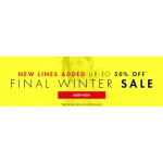 M&Co: Winter Sale up to 50% off womens, mens and kids clothing