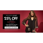M&Co: 25% off women's clothing
