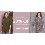 Marisota: 20% off new season styles