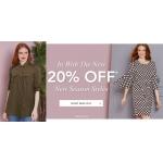 Marisota: 20% off new season styles