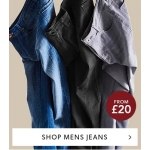Marisota: mens jeans from £20