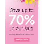 MaxCleavage: Sale up to 70% off lingerie and nightwear