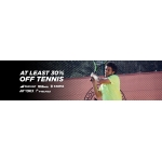 Millet Sports: at least 30% off tennis