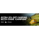 Millet Sports: extra 15% off camping equipment