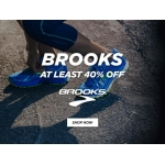 Millet Sports: at least 40% off Brooks brand