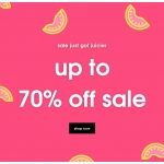 Missguided: sale up to 70% off