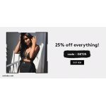 Miss Pap: 25% off clothing, footwear and accessories