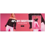 Miss Pap: 40% off ladies fashion
