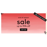 Miss Pap: End of Season Sale up to 70% off ladies fashion