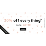 Miss Pap: 30% off women's fashion
