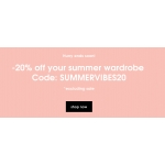 Missguided: 20% off summer wardrobe