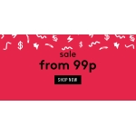 Miss Pap: sale items from 99p