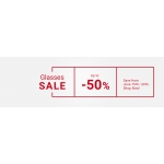 Missguided: Sale up to 50% off glasses
