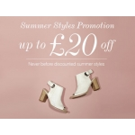 Moda in Pelle: up to £20 off Summer Shoes