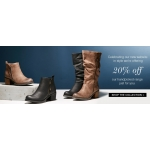 Moda in Pelle: 20% off women's shoes & boots