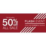 Moda in Pelle: extra 50% off footwear sale