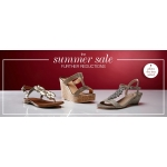 Moda in Pelle: Summer Sale up to 50% off shoes