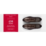 Moss Bros: men's shoes for £30