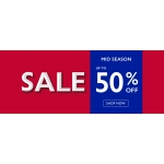 Moss Bros: Mid Season Sale up to 50% off formal menswear