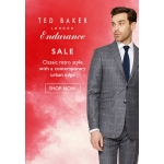 Moss Bros: Sale up to 57% off Ted Baker suits