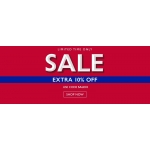 Moss Bros: extra 10% off sale on formal menswear