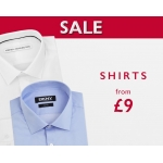 Moss Bros: shirts from £9