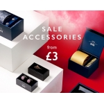 Moss Bros: accessories from £3