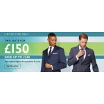 Moss Bros: two suits for £150