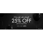 Black Friday Mybag: 25% off autumn/winter collection