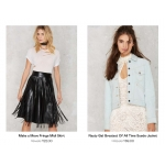 Nasty Gal: sale up to 60% off